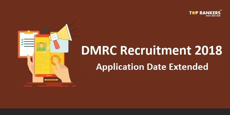 DMRC Application Date Extended