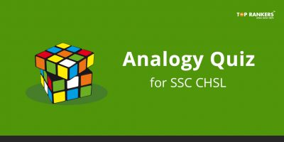 Non Verbal Analogy Quiz for SSC CHSL – Practice Here