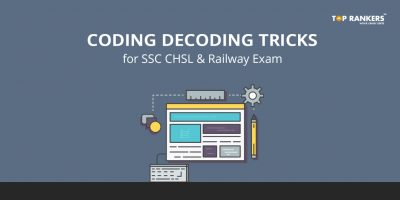 Coding Decoding Tricks for SSC CHSL and Railway Exam