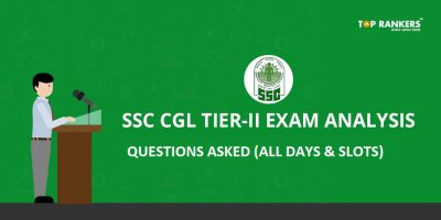 SSC CGL Questions Asked for Tier 2 Exam 2018 : English & Quant