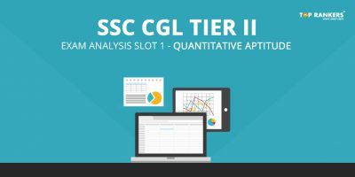 SSC CGL Exam Analysis for Tier 2 Re-Exam 9th March 2018 – Quantitative Aptitude Paper