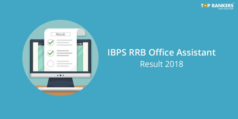 IBPS RRB Office Assistant Result