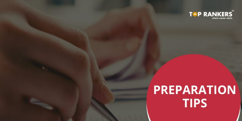 SSC CPO Preparation Tips