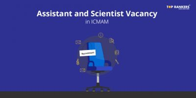 Assistant and Scientist Vacancy in ICMAM