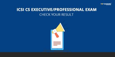 ICSI CS Executive/Professional Exam Result 2017 Declared