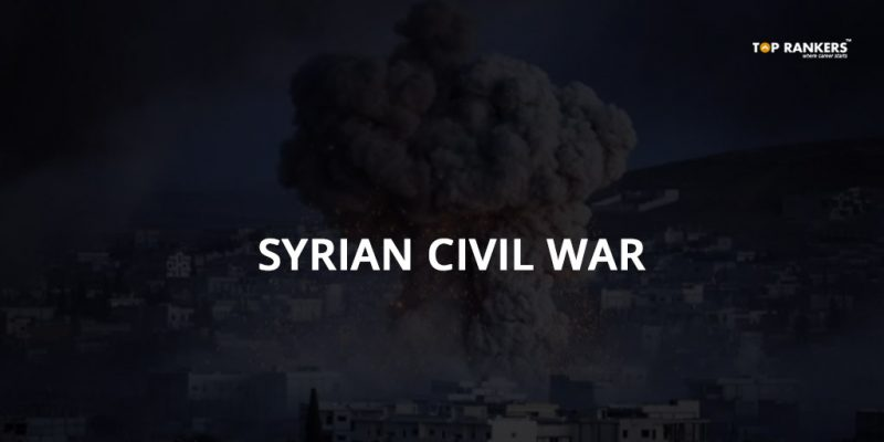 Syrian Civil War - Why, When, and What?