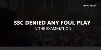 SSC denied foul play in the examination – Raise your Voice against corruption