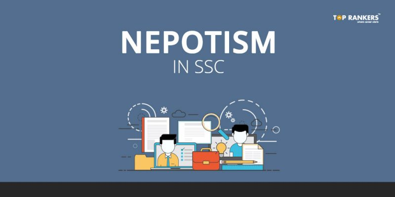 Nepotism in SSC