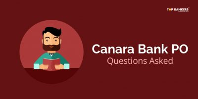 Canara Bank PO Question Asked 4th March 2018 – All Slots