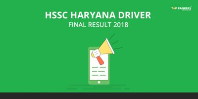 HSSC Haryana Driver Final Result 2018 – Download Final Result PDF Here
