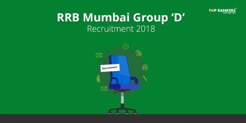 RRB Mumbai Group D Recruitment 2018