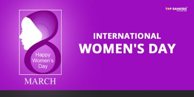 International Women's Day – Wishing all the women a successful and bright Women's Day!