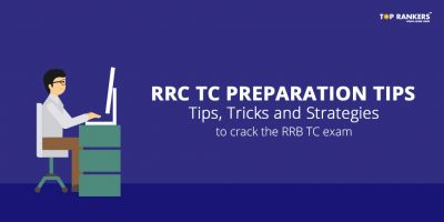 RRB TC preparation tips