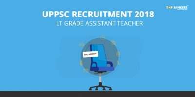 UPPSC Recruitment LT Grade Assistant Teacher 2018