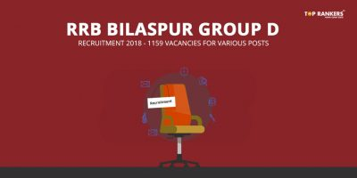RRB Bilaspur Group D Recruitment 2018 – 1159 Vacancies