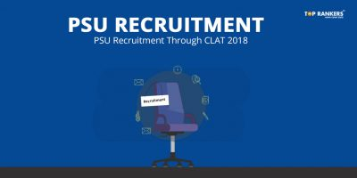 PSU Recruitment through CLAT
