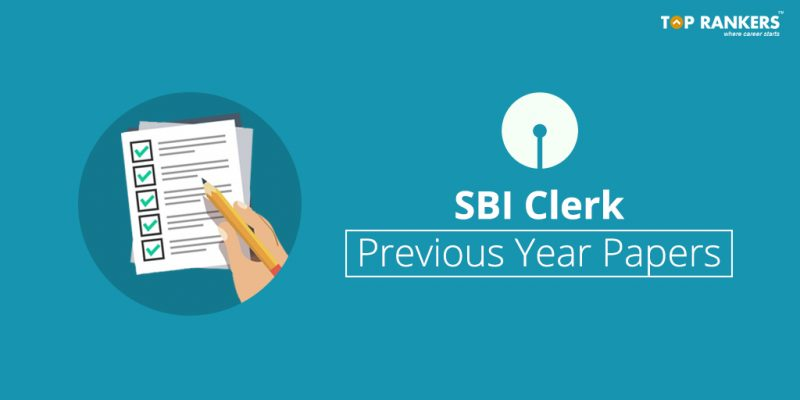 SBI Clerk Previous Year Papers