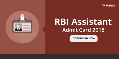 RBI Assistant Admit Card 2018 for PwD candidates – Download Mains Call Letter