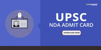 UPSC NDA Admit Card 2019 Released | Download NDA/ NA – 1 Call Letter