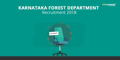 Karnataka Forest Department Recruitment 2018 – 94 Vacancy