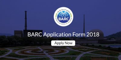 BARC Application Form 2018 – Apply Now