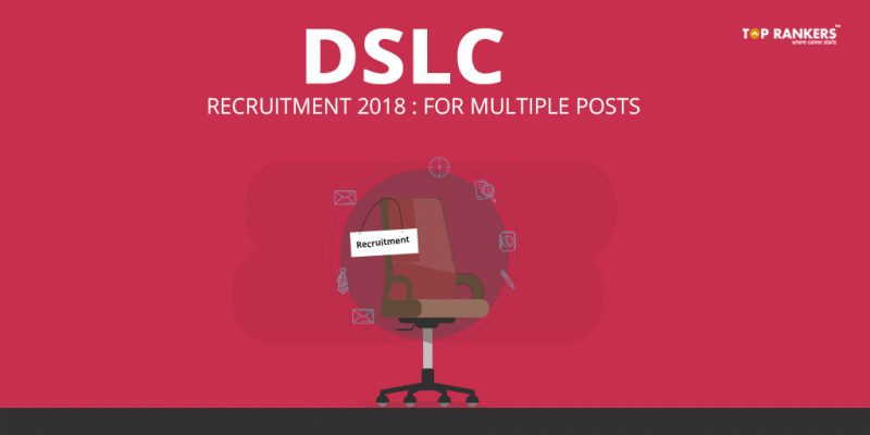 DLSC Recruitment