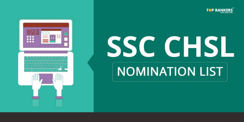 SSC CHSL Nomination List