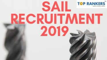 SAIL Recruitment 2019 | 205 Vacancies Announced