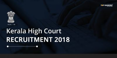 Kerala High Court Recruitment 2018 – Apply Online for Programmer Posts