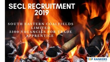 SECL Recruitment 2019| Apply for 5500 Vacancy
