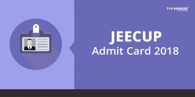 JEECUP Admit Card 2018 – Download Here
