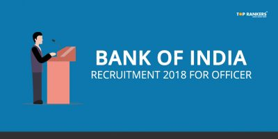 Bank of India Notification 2018 | BOI Recruitment of Officers Scale 1
