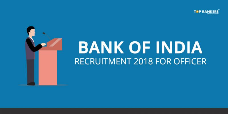 Bank Of India Notification