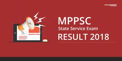 MPPSC State Service Exam Result 2018