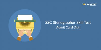 SSC Stenographer Admit Card for Group 'C' & 'D' | Check application status here