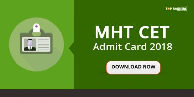 MHT CET Admit Card 2018 released