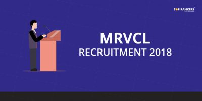MRVCL Recruitment 2018 for Project engineers through GATE 2018