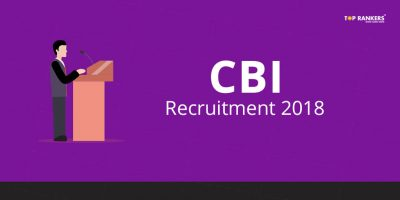 CBI Recruitment 2018 for Inspectors – Apply for 52 Posts