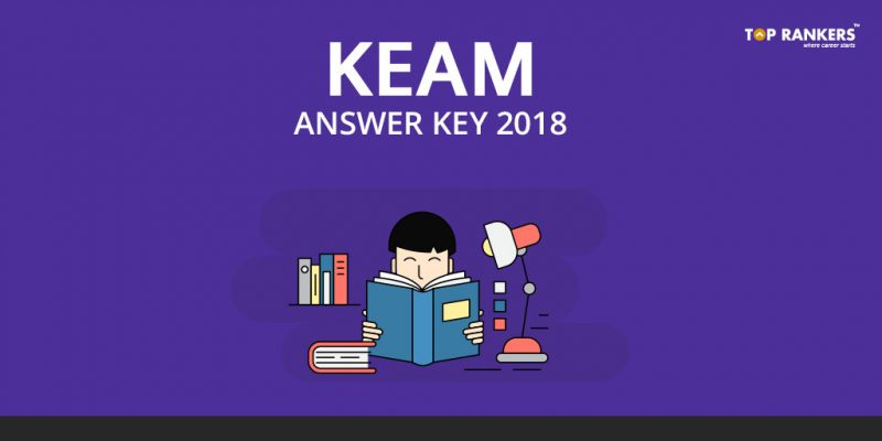 KEAM answer Key 2018