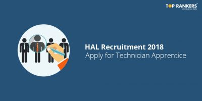 HAL Recruitment 2018 – Apply for Technician Apprentice