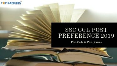 SSC CGL Post Preference 2019 : Check Expert Suggestions