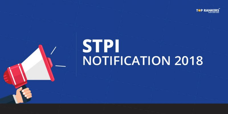 STPI Notification 2018 - Direct Link to Apply Online!