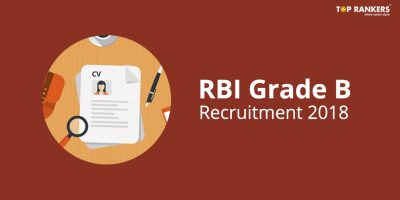 RBI Grade B Recruitment 2018 – Apply Now!
