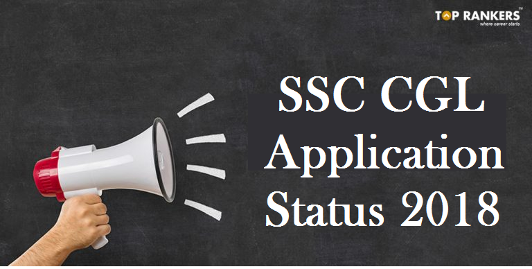 SSC CGL Application Form Status