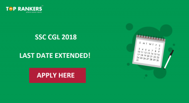 SSC CGL Application Form  – Last Date Extended till 5th June 2018