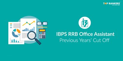 Previous Years' IBPS RRB Office Assistant Cut Off