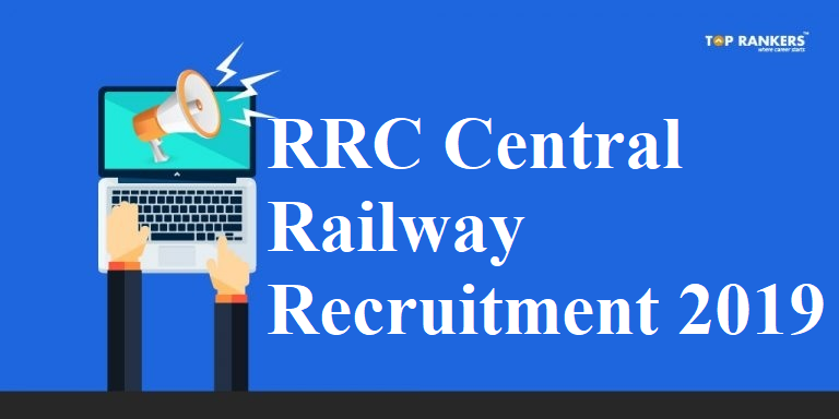 RRC Central Railway Recruitment 2019
