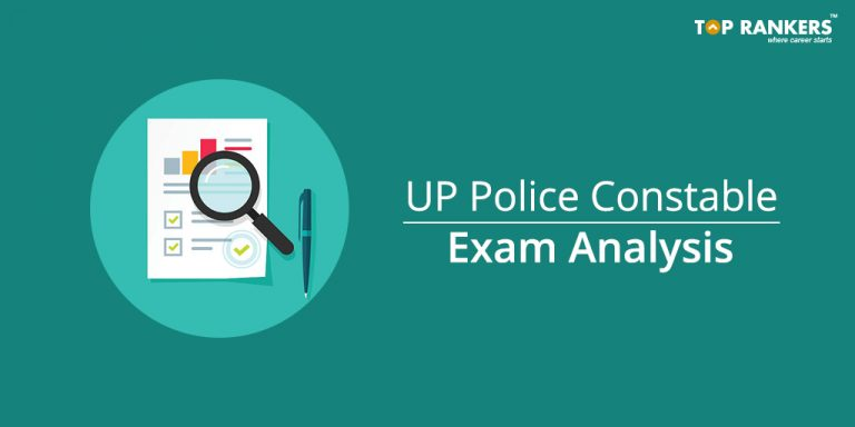 UP Police Constable 2018 Exam Analysis