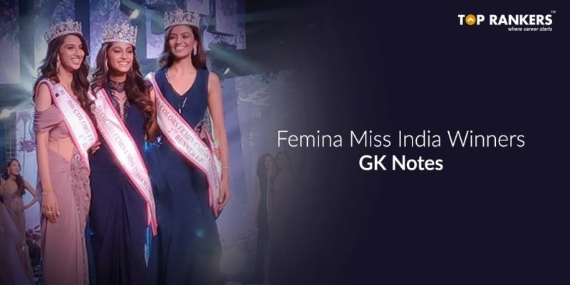 Catch Your Breath and Get the list of Femina Miss India Winners!