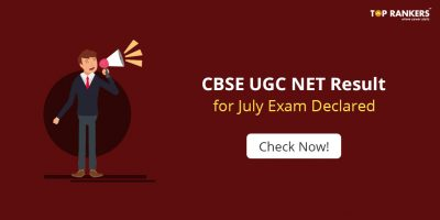 CBSE UGC NET Result for July Exam Declared – Check Now!